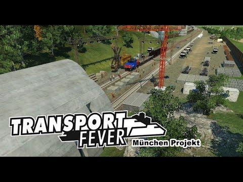 Hab ich Güterbahnhof gesagt? | Transport Fever Schönbau | S01 #71