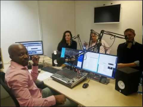 Elizabeth Jones UKIP  Adam Awudu Voice of Africa 94fm Radio Immigration Debate