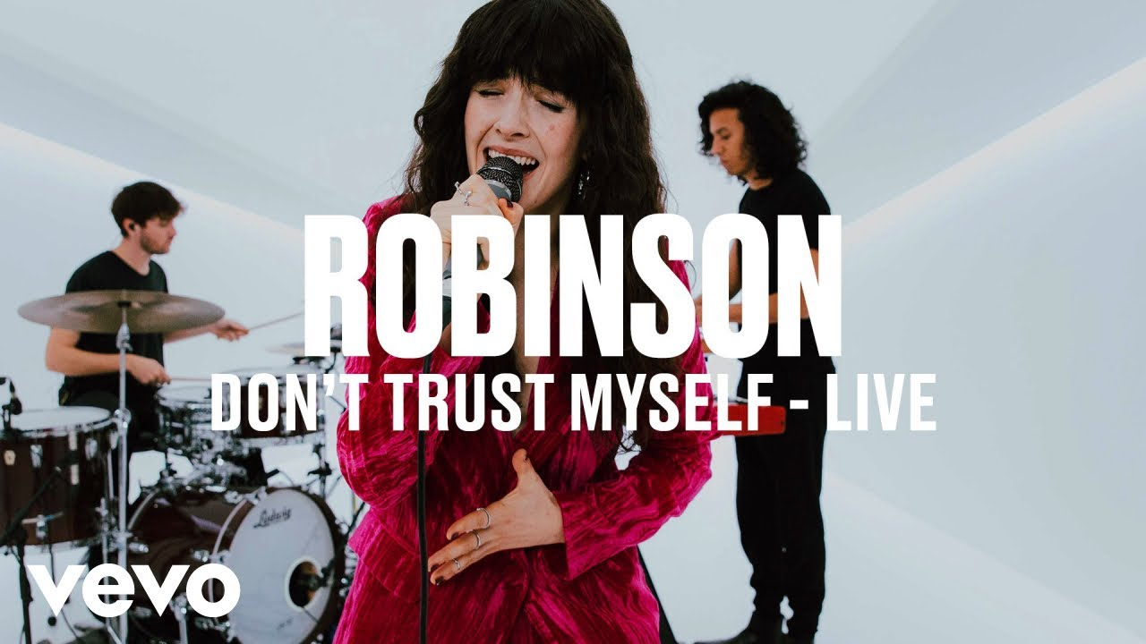 Download Robinson - Don't Trust Myself (Live) | Vevo DSCVR ARTISTS TO WATCH 2019