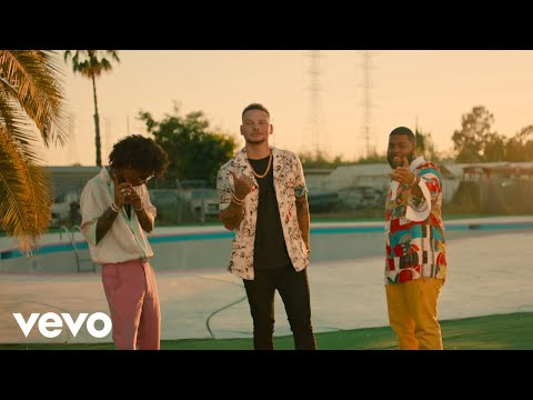 Kane Brown, Swae Lee, Khalid - Be Like That (feat. Swae Lee & Khalid [Official Video])