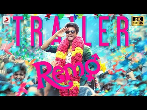 Remo Official Tamil Trailer  |...
