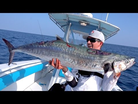 Slow Trolling For Monster Kingfish - Ft. 1Rod1ReelFishing
