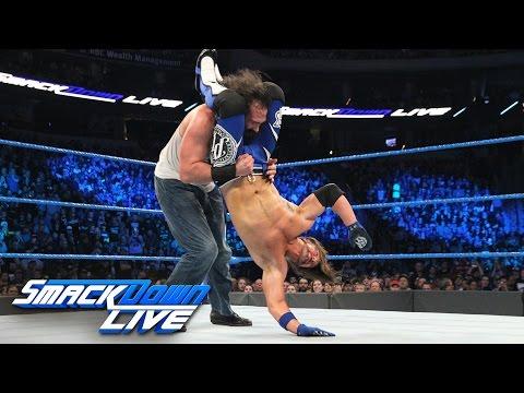 2/28/2017 smackdown - 0 - 2/28/2017 SmackDown Rebound