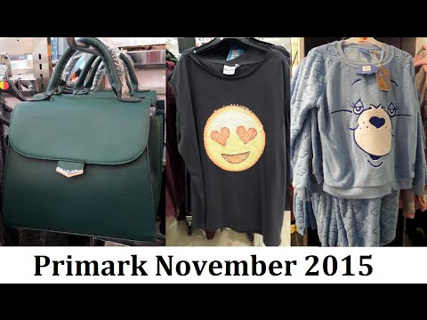 Everything New at Primark - Winter collection - over 1000  items!! | November  2015 | IlovePrimark