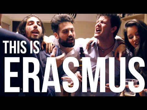 THIS IS ERASMUS - BEST TIME OF YOUR LIFE