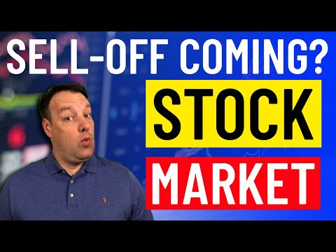 Stock Market | Sell-off Coming? [Explained]