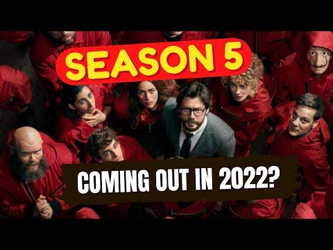 Money Heist Season 5 Confirmed: Cast & Premiere Date | Spin-Off Details Revealed!