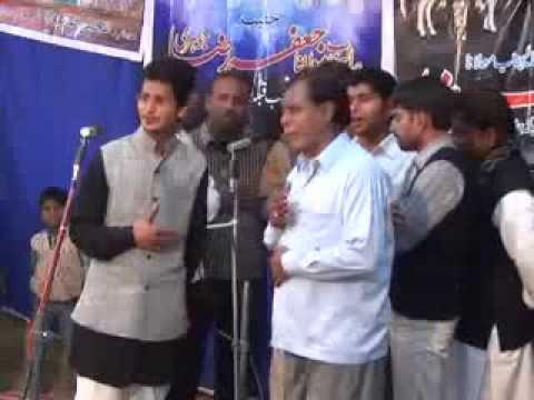 Noha Anjuman aza e husain jafarabad jalalpur 2012\13