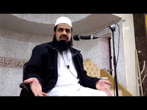 """""""Stop blaming others""""   Shaykh Sulaiman Moola (South Africa)"""