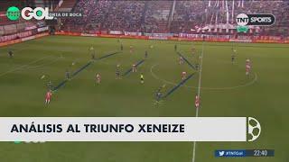 El análisis a la victoria de BOCA sobre Argentinos Jrs.