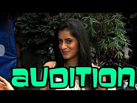 Mihika Verma's first audition experience