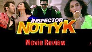 Inspector NottyK   Movie Review   Jeet   Nusraat Faria   Jaaz Multimedia