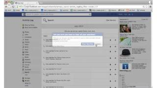 How to Delete Your Creepy Facebook Search History