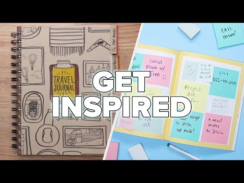 5 Creative Journal Ideas