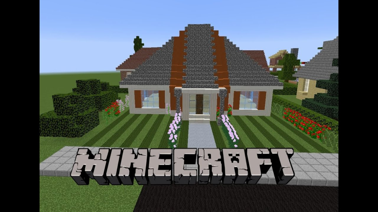 Minecraft - Güzel Ev Yapımı #6