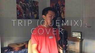 """Trip (Jacquees Remix)"" Ella Mai // Calvin D cover"