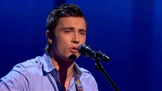 The voice of ireland series 4 ep3 - danny fitzpatrick - sky full of stars - blind audition