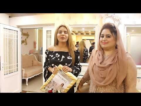 Bridal Shoot with Beauty Zone  Salon