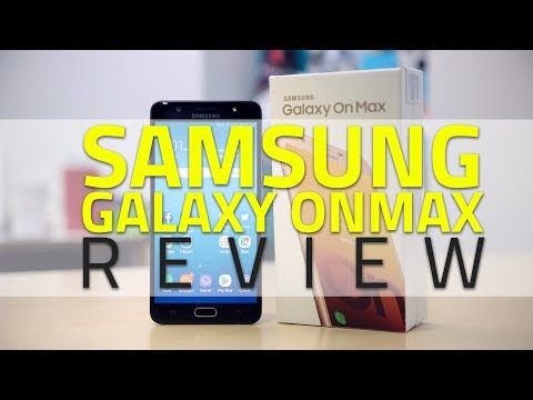 Samsung Galaxy On Max Review Videos