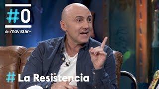 LA RESISTENCIA - Entrevista a Maldini   #LaResistencia 08.10.2019