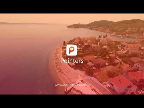 Kali — Ugljan | DRONE FOOTAGE | Pointers Travel