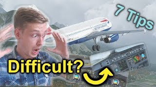 7 Tips to Learn a Study Level Aircraft Quicker!