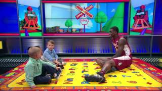 Little Experts with Dwayne Bacon