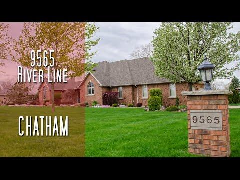 CHATHAM-KENT - 9565 River Line, Chatham [propertyphotovideo]