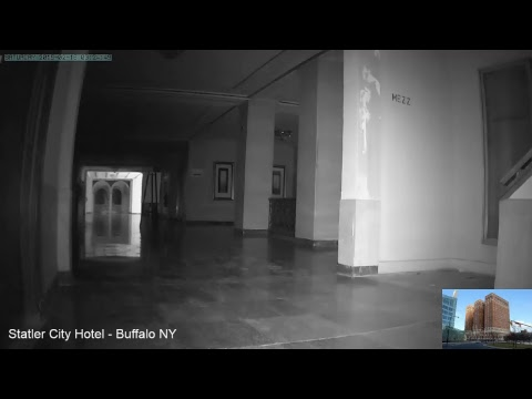 Live Static Ghost Cam - Statler City Hotel - Buffalo NY #investigate #Share #subscribe #paranormal