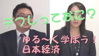 正しいマクロ経済の知識を広めて「日本は財政破綻する」説を打ち破りま...