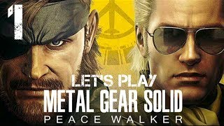 MGS Peace Walker - Let