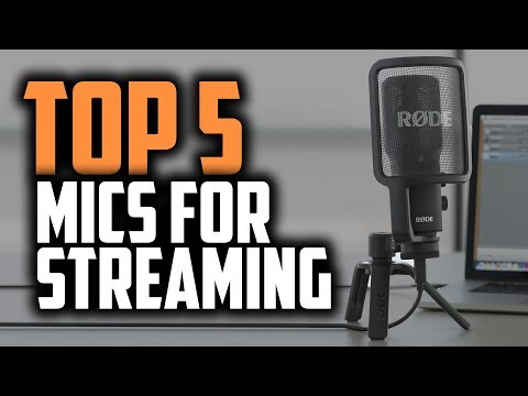Best Mic For Streaming In 2019 | 5 Microphones That Make You Sound Great