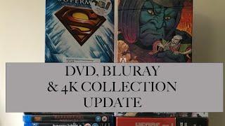 DVD, BLU-RAY & 4K COLLECTI…