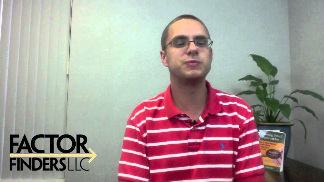 Manufacturing Invoice Factoring Video YouTube - Ez invoice factoring