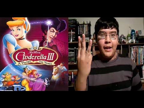 Cinderella 3: A Twist in Time- REVIEW