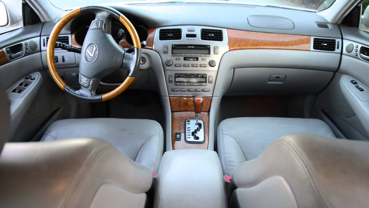 maxresdefault 2005 lexus es330 w clean title and only 63k miles! youtube 2005 lexus es 330 wiring diagram at readyjetset.co