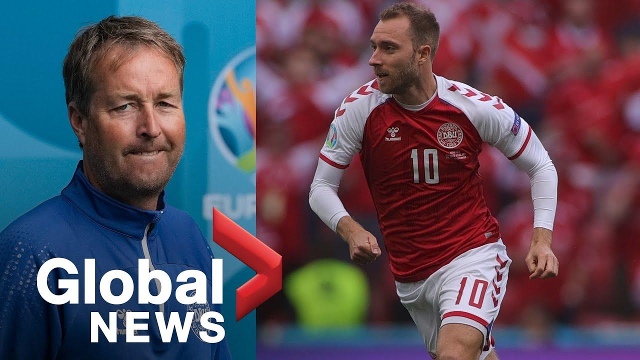 Reactions to collapse of Denmark midfielder Christian Eriksen