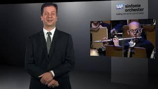 SAP Vorstand Luka Mucic über das SAP Sinfonieorchester