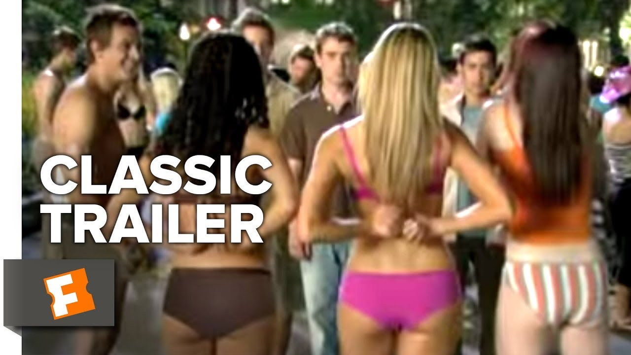 American Pie Uncensored Video american pie presents: the naked mile official trailer #1 - christopher  mcdonald movie (2006) hd