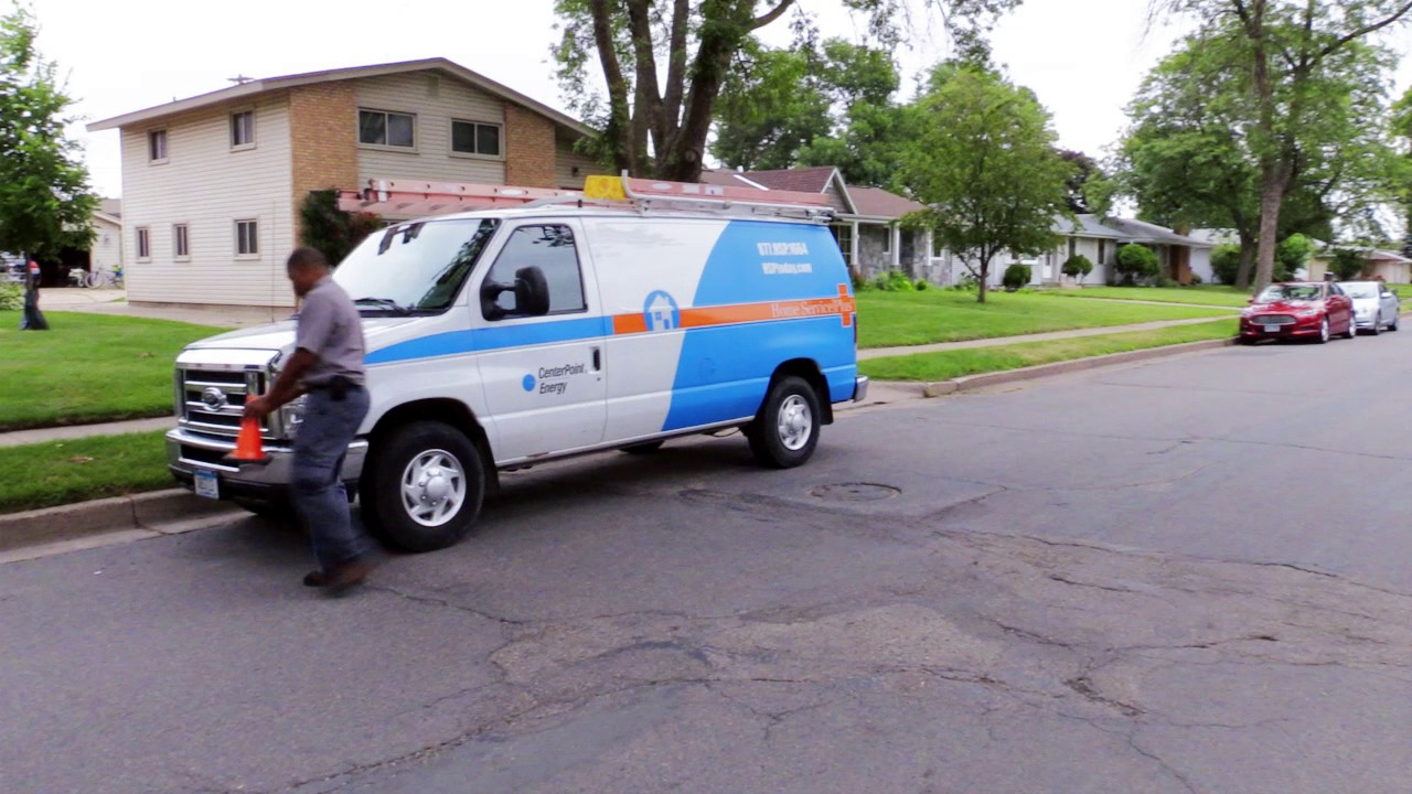 Work for CenterPoint Energy Home Service Plus