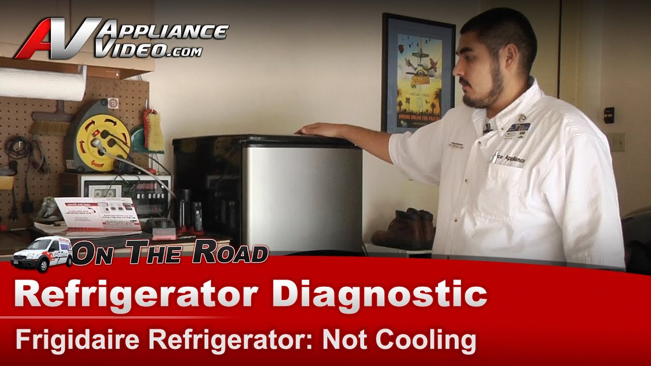 maxresdefault frigidaire refrigerator diagnostic not cooling frt045gm youtube FRT045GM Stopped Working at crackthecode.co