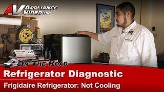 Frigidaire Refrigerator Diagnostic - Not Cooling - FRT045GM