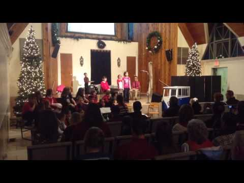Graceway Christian Academy Christmas Program video 6, 12/09/16