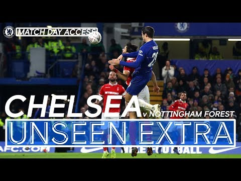 Hudson-Odoi's Perfect Passes, Morata's Double, Blues Through | Tunnel Access