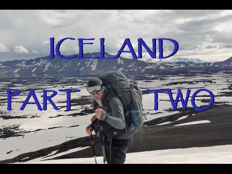 Alone Across Iceland's Interior...part 2