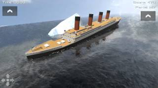 RMS Titanic Explorer and Sinking (Updated read Des.)