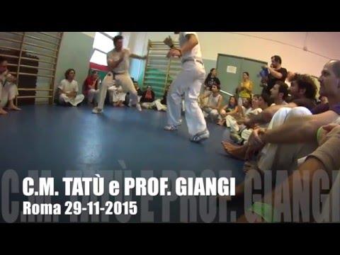 C.M. Tatù e Prof. Giangi
