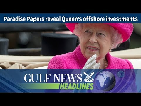 Paradise Papers reveal Queen's offshore investments - GN Headlines