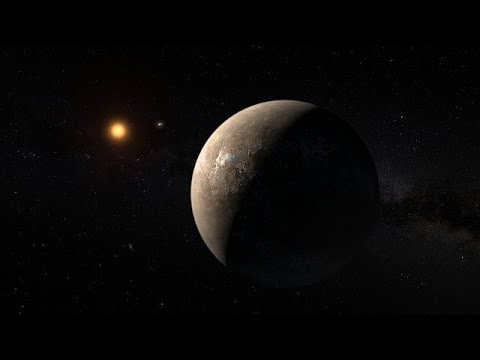 ESOcast 87: Planet Proxima b found around closest Star #ESO
