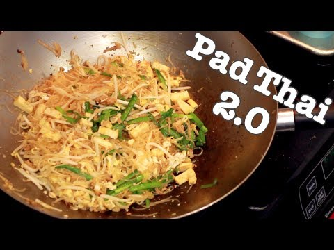 Thai Kitchen Pad Thai pad thai variations recipes ผัดไืทวุ้นเส้น - hot thai kitchen